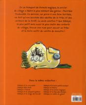 Zékéyé et l'horrible Youkoulélé - 4ème de couverture - Format classique