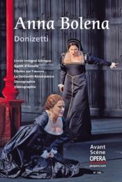 L'avant-scène opéra N.280 ; Anna Bolena - Couverture - Format classique