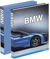 BMW ; 100 ans d'innovation et de design haut-de-gamme - Couverture - Format classique