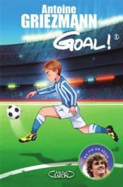 Goal ! T.5 ; le tout pour le tout ! - Couverture - Format classique