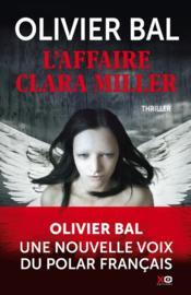 L'affaire Clara Miller - Couverture - Format classique