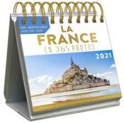 Le grand almaniak de la France en 365 photos (édition 2021) - Couverture - Format classique
