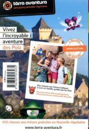 GUIDE PETIT FUTE ; CARNETS DE VOYAGE ; Dordogne (édition 2021) - 4ème de couverture - Format classique