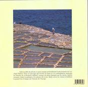 Malte - 4ème de couverture - Format classique