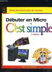 Debuter En Micro - Couverture - Format classique