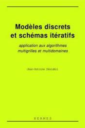 Modeles discrets - Couverture - Format classique