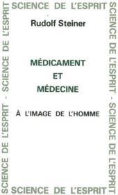 Medicament et medecine - Couverture - Format classique