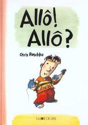 Allo ! Allo - Intérieur - Format classique