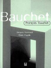 Francois Bauchet - Couverture - Format classique
