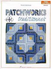 Patchworks Traditionnels - Couverture - Format classique