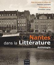 Nantes dans la littérature - Couverture - Format classique