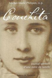 Conchita - journal spirituel d'une mere de famille - Couverture - Format classique