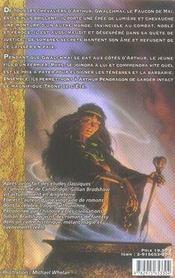 La légende arthurienne t.2 ; le trône de l'été - 4ème de couverture - Format classique