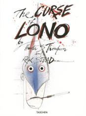 The curse of Lono - Couverture - Format classique