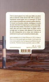 Rêve 78 - 4ème de couverture - Format classique