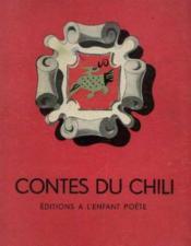 Contes du chili - Couverture - Format classique