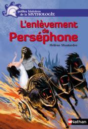 L'enlèvement de Perséphone - Couverture - Format classique