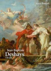 Jean-Baptiste Deshays (1729-1765) - Couverture - Format classique
