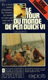 Le Tour Du Monde De Pen Duick Vi. Collection : Exploits. - Couverture - Format classique