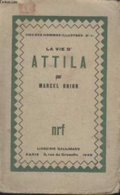 Collection Vies Des Hommes Illustres N° 21. La Vie Dattila. - Couverture - Format classique