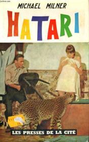 Hatari ! - Couverture - Format classique