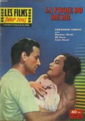 Les Films Pour Vous - La Proie Du Desir - 1ere Annee - N°4 - Couverture - Format classique