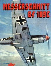 Messerchmitt Bf 109e - Couverture - Format classique