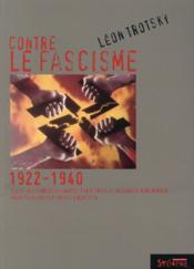 Contre le fascisme - Couverture - Format classique
