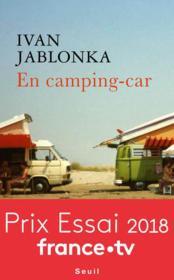 En camping-car - Couverture - Format classique