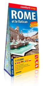 Rome et le Vatican - Couverture - Format classique