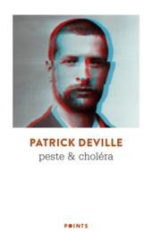 Peste & choléra - Couverture - Format classique