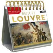 Le grand almaniak musée du Louvre (édition 2021) - Couverture - Format classique