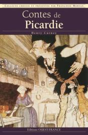 Contes de picardie - Couverture - Format classique