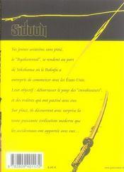 Sidooh t.4 - 4ème de couverture - Format classique