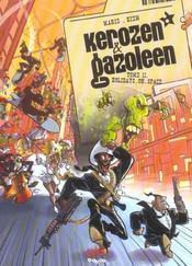 Kerozen Et Gazoleen T.2 ; Holidays On Space - Intérieur - Format classique