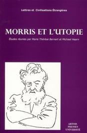 Morris et l'utopie - Intérieur - Format classique