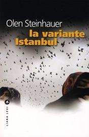 La variante Istanbul - Intérieur - Format classique