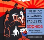 Petites et grandes fables sophios cd - Couverture - Format classique