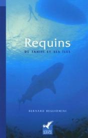 Requins de Tahiti et ses îles - Couverture - Format classique