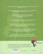 Elles font bouger l'afrique - 4ème de couverture - Format classique