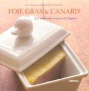 Fois gras et canard - Couverture - Format classique