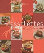 Cassolettes et minicocottes - Couverture - Format classique