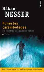 Funestes carambolages - Couverture - Format classique