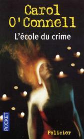 L'ecole du crime - Couverture - Format classique