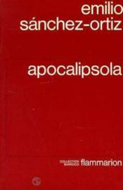 Apocalipsola - Couverture - Format classique