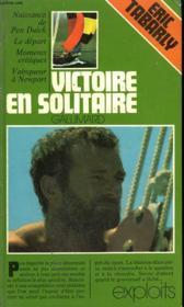 Victoire En Solitaire. Collection : Exploits. - Couverture - Format classique
