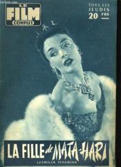 Film Complet N° 536 - La Fille De Mata-Hari - Couverture - Format classique