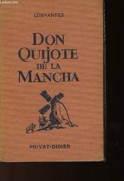 Classiques Espagnols - Don Quijote De La Mancha - Novelas Ejemplares - Couverture - Format classique