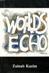 World'S Echo - Couverture - Format classique