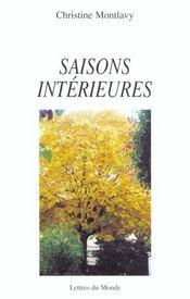Saisons Interieures - Intérieur - Format classique